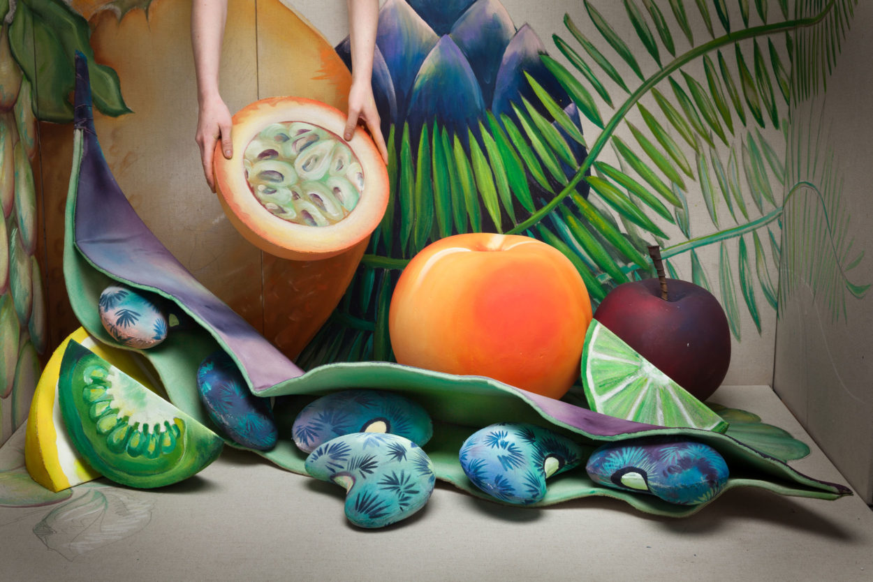 Hermès–The Fruits of Labour